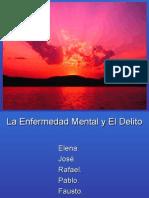 diapositivas la enfermedad mental y el delito