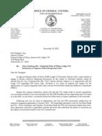 Jacksonville's declaration of impasse with police union