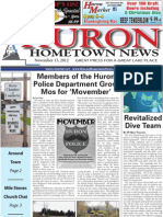 Huron Hometown News - November 15, 2012