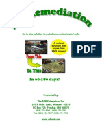 ARK Bioremediation Overview