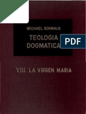 08 La Maria Teología Virgen Ocr Dogmática Schmaus c3lTFKJ1
