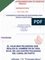 Negligencia Medica Obstetrica