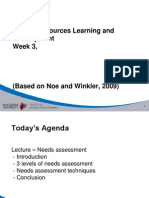 Human Resources Management - 3