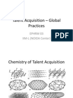 Talent Acquisition - Global Practices_EPHRM_IIML