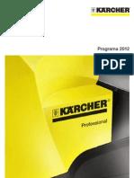 Catalogo Karcher Profesional 2012