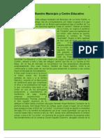 Historia de Nuestro Municipio y Centro Educativo Llano Grande
