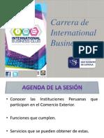 Sesion 5 Instituciones Peruanas Que Fomentan El C.E.