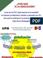 Tic en EducacionX