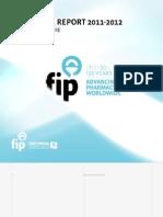 (FIP) Federacion Internacional Farmaceutica Informe CENTENARIO OCT 2012