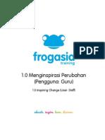 Modul Frog VLE 2.1