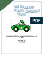 Exclusiones Soat y Seguro de Vehiculos