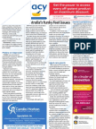 Pharmacy Daily for Tue 20 Nov 2012 - Funky feet, Consumer input, Naproxen, Dental transparency and much more...