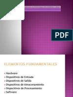 Elementos Fundamentales (Actividad de Aplicacion