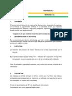 ACTIVIDADES 3erPARCIAL
