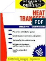 Schaum's Heat Transfer 2e