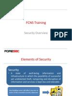 FCNS Training