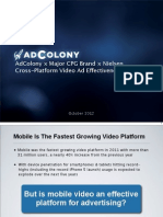 AdColony Major CPG Brand Nielsen Study FINAL