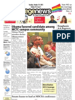 City College News layout undergoes visual refresh
