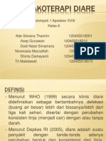 Tugas FTM Diare Kel 1( Revisi)