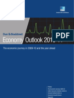 Dun & Bradstreet Economy Outlook 2010 11