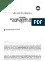 7. Manual Pentadbiran Instrumen Domain Pendidikan Khas (1)