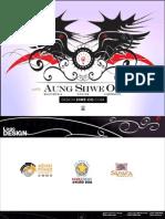 Shwe Oo Design - Portfolio - 2007