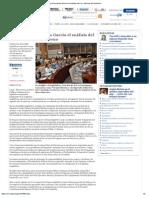 17-11-12 nncMX - Coordinará Armando García el análisis del 1er Informe de Gobierno