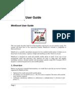 Simprit MiniExcel Userguide