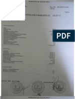 Estado Pocicion Financiera 3er Trimerste