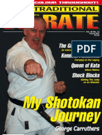 Traditional Karate Magazine