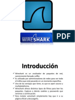 Wireshark Analizador de Protocolos
