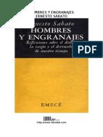 30531852 Sabato Hombres y Engranajes