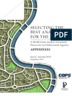 Selecting the Best Analyst - Appendix A