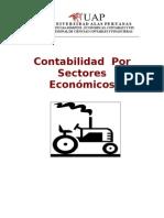 Contabilidad Por Sectores Economicos-Agricola