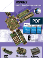 Modern Electronics Teaching Resources
