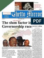Ghetto Mirror November