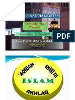 Islamic Finance - Principles and Practices