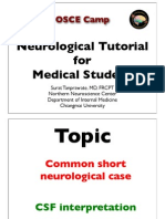 Tutorial Medical Student
