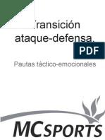 Transicion Ataque Defensa