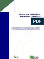 Estudos para Licitacao da Expansao da Transmissao.pdf