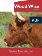 Wood Wise - Conservation Grazing - Autumn 2012