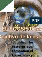 Clase Supervisada Ecosistema y Biomas