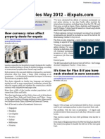 Currency Articles May 2012 - iExpats.com