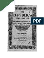 Thomas Smith Republica Book Marked Nov 19 2012