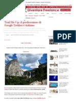 Il predecessore di Google Trekker è italiano_ scoprite Trail Me Up