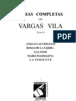Vargas Vila, José María - Obras Completas T I