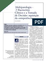 raciocinio clinico e decisão