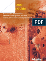 How to Prevent Deterioration of Electrical Equipment in Outdoor Enclosure