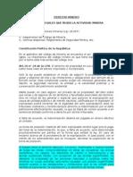 DERECHO MINERO, Primera Prueba[1]