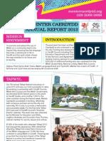 Adroddiad Menter Caerdydd English 2011-2012(FV)